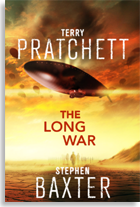 Terry Pratchett and Stephen Baxter: The Long War (Book)