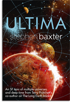 Stephen Baxter: Ultima (Book)